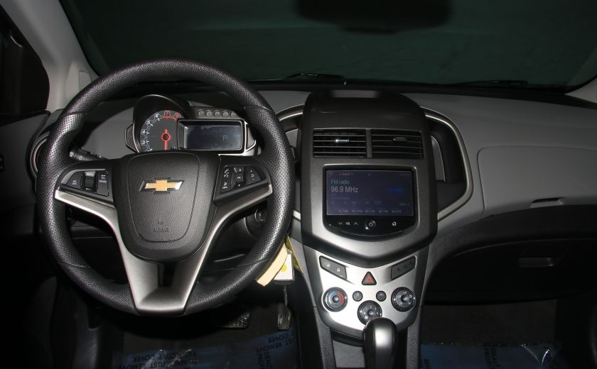 2015 Chevrolet Sonic LT AUTO A/C GR ELECT MAGS BLUETOOTH CAM.RECUL #12