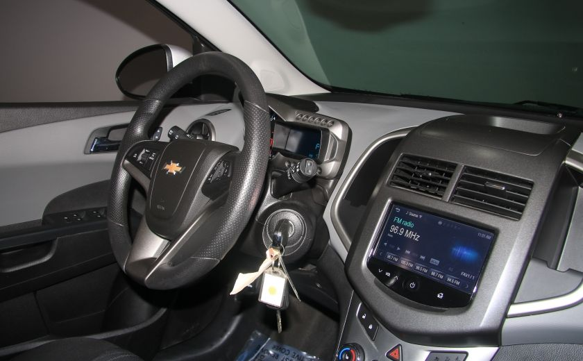 2015 Chevrolet Sonic LT AUTO A/C GR ELECT MAGS BLUETOOTH CAM.RECUL #22