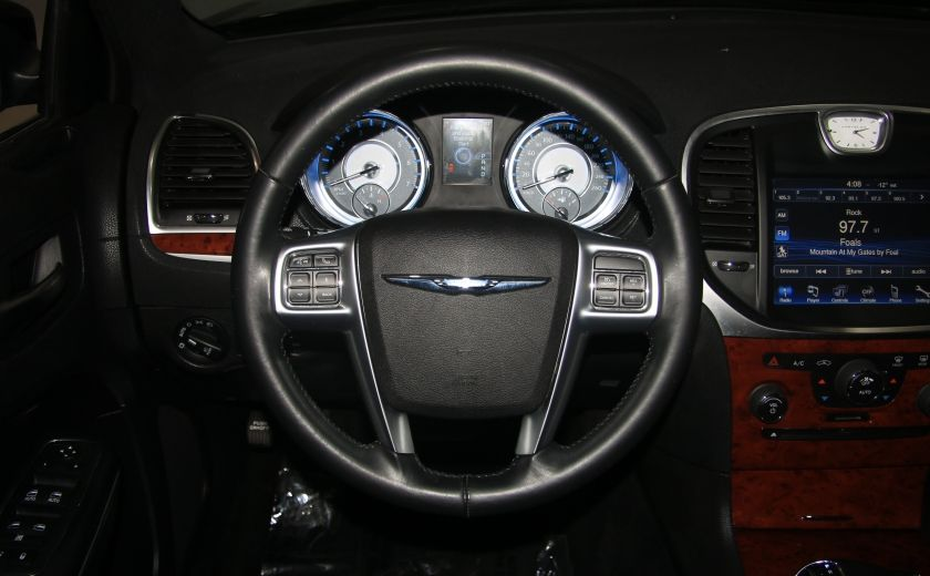 2013 Chrysler 300 Touring A/C CUIR MAGS BLUETOOTH #14