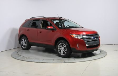 2013 Ford EDGE SEL AWD A/C NAVIGATION MAGS BLUETOOTH #0