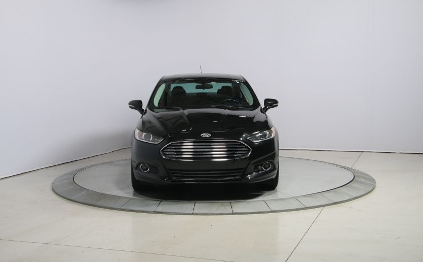 2013 Ford Fusion SE A/C TOIT MAGS BLUETOOTH CAM.RECUL #1