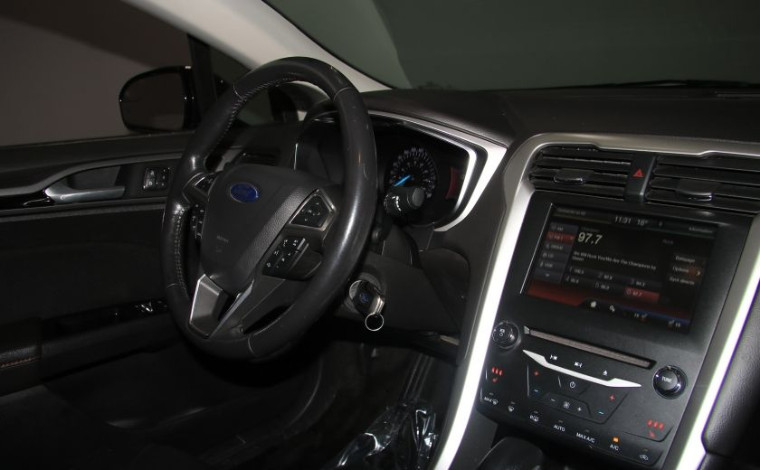 2013 Ford Fusion SE A/C TOIT MAGS BLUETOOTH CAM.RECUL #26