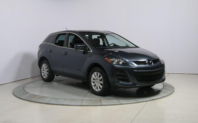 2011 Mazda CX 7 GX LUXE A/C CUIR TOIT MAGS BLUETHOOT #0