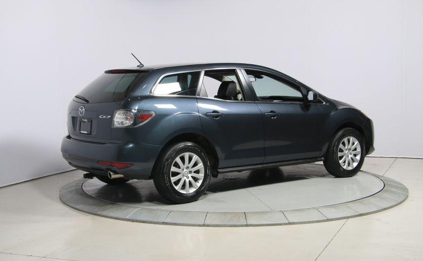 2011 Mazda CX 7 GX LUXE A/C CUIR TOIT MAGS BLUETHOOT #6
