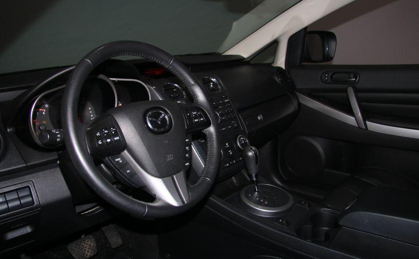 2011 Mazda CX 7 GX LUXE A/C CUIR TOIT MAGS BLUETHOOT #8