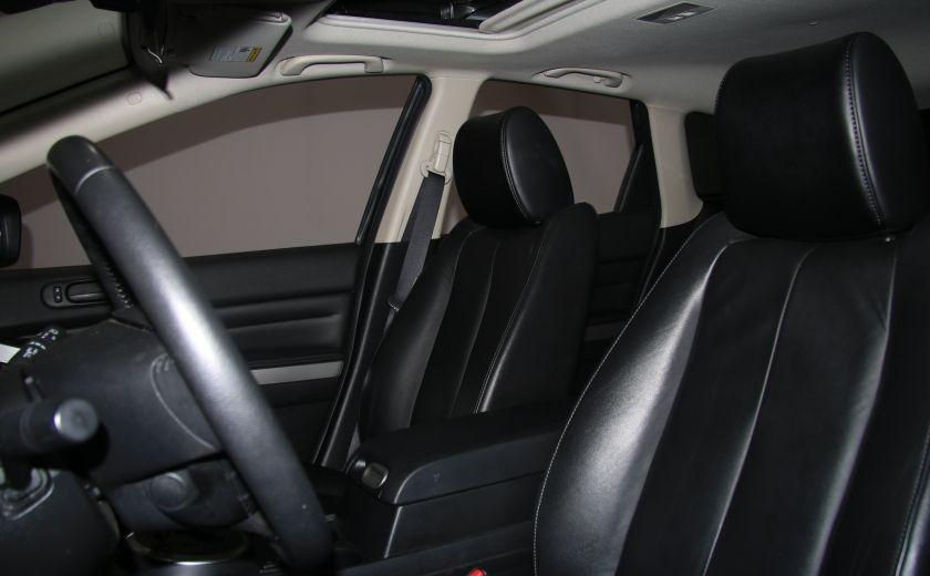 2011 Mazda CX 7 GX LUXE A/C CUIR TOIT MAGS BLUETHOOT #9