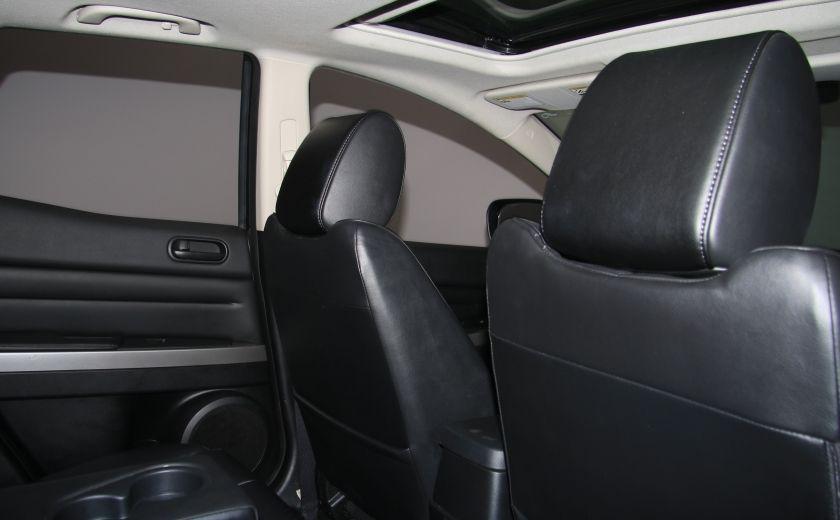 2011 Mazda CX 7 GX LUXE A/C CUIR TOIT MAGS BLUETHOOT #20