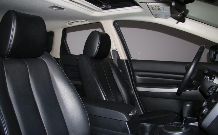 2011 Mazda CX 7 GX LUXE A/C CUIR TOIT MAGS BLUETHOOT #24