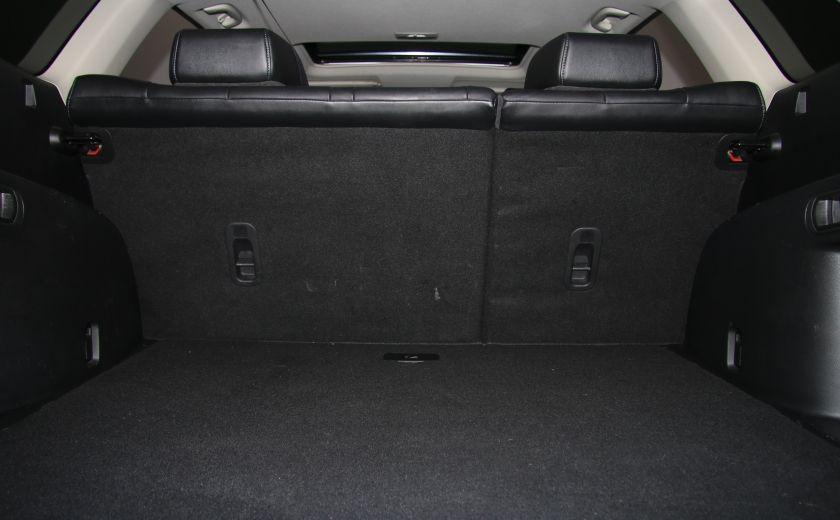 2011 Mazda CX 7 GX LUXE A/C CUIR TOIT MAGS BLUETHOOT #28