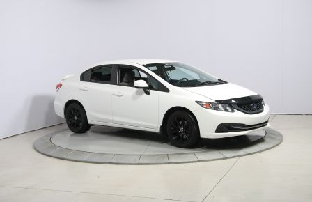 2013 Honda Civic LX  AUTO A/C GR ELECT #0