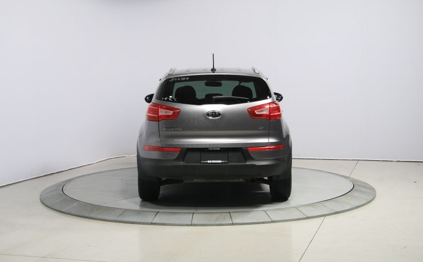 2011 Kia Sportage EX AUTO A/C GR ELECT MAGS BLUETHOOT #5