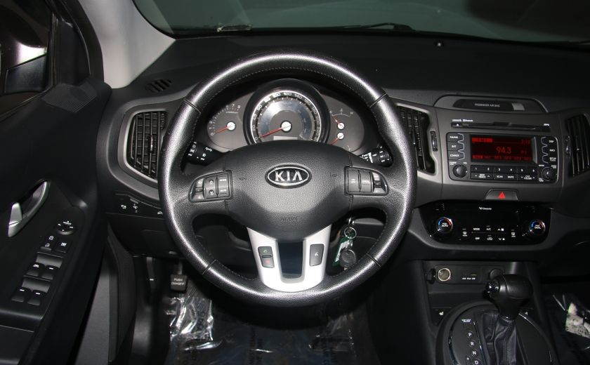 2011 Kia Sportage EX AUTO A/C GR ELECT MAGS BLUETHOOT #14