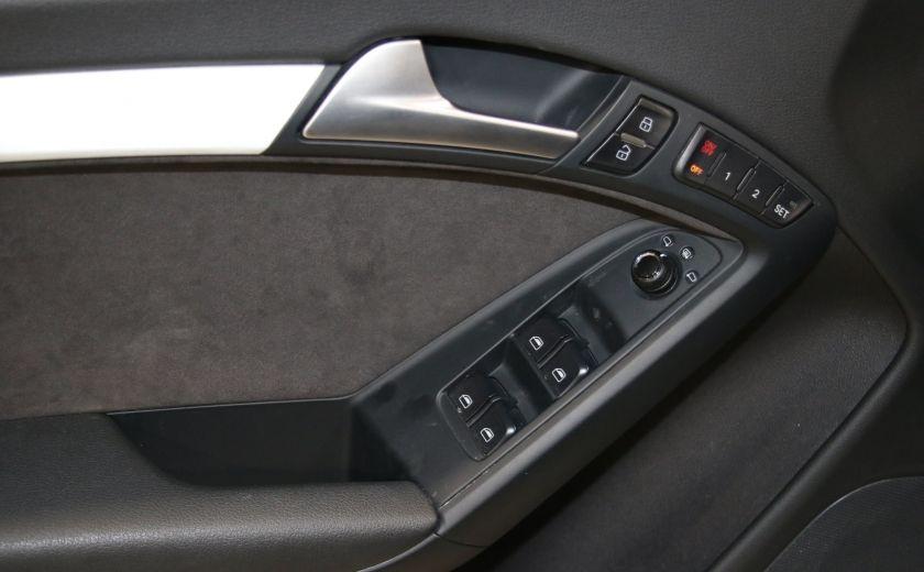 2012 Audi A5 2.0L Premium AWD AUTO A/C CONVERTIBLE MAGS #15