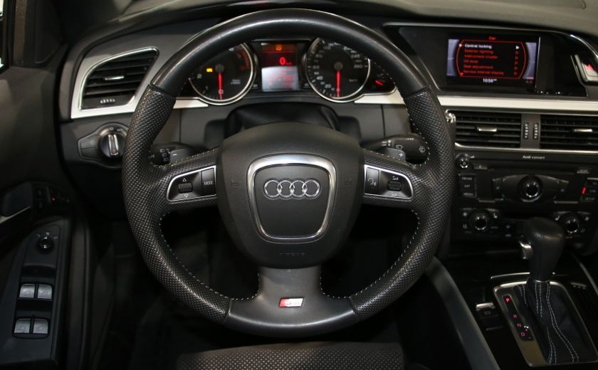 2012 Audi A5 2.0L Premium AWD AUTO A/C CONVERTIBLE MAGS #17