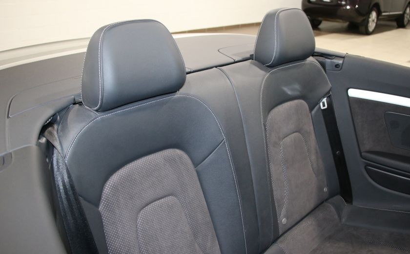 2012 Audi A5 2.0L Premium AWD AUTO A/C CONVERTIBLE MAGS #25