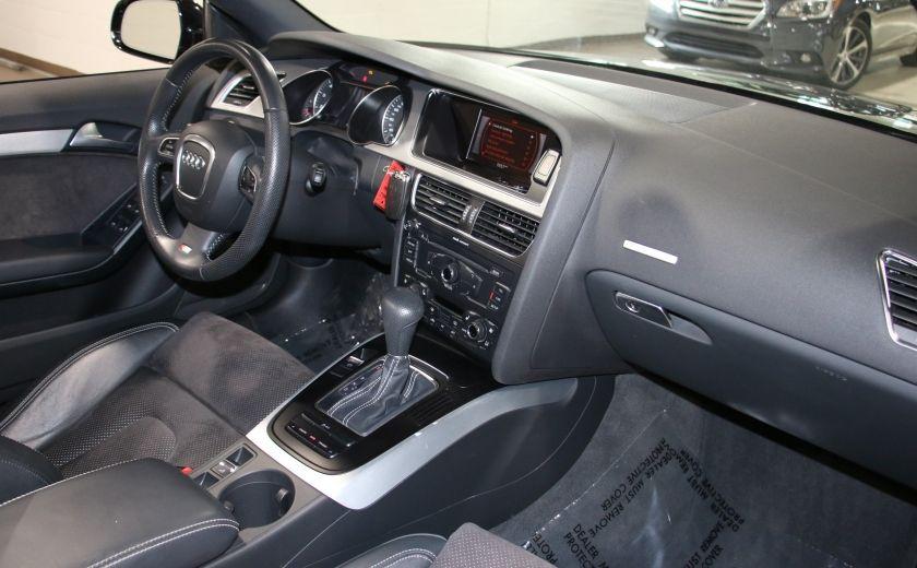 2012 Audi A5 2.0L Premium AWD AUTO A/C CONVERTIBLE MAGS #26