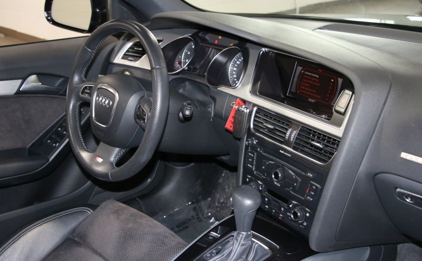 2012 Audi A5 2.0L Premium AWD AUTO A/C CONVERTIBLE MAGS #27