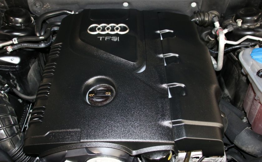 2012 Audi A5 2.0L Premium AWD AUTO A/C CONVERTIBLE MAGS #29