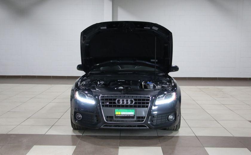 2012 Audi A5 2.0L Premium AWD AUTO A/C CONVERTIBLE MAGS #30