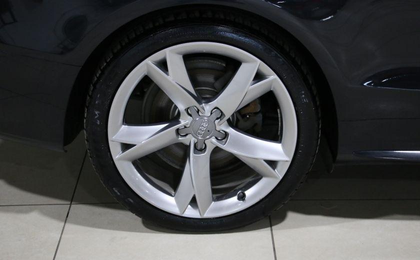 2012 Audi A5 2.0L Premium AWD AUTO A/C CONVERTIBLE MAGS #32