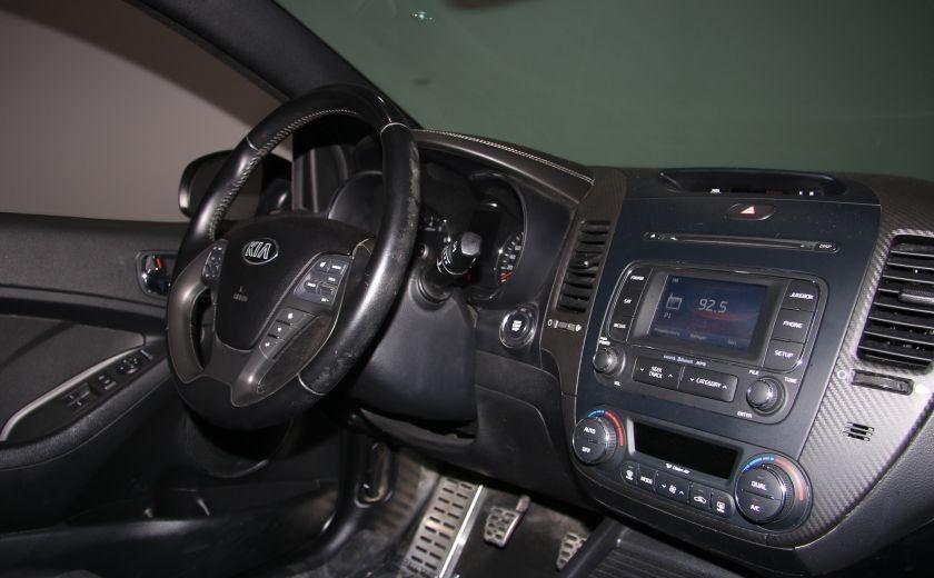 2014 Kia Forte SX A/C GR ELECT MAGS BLUETHOOT #20