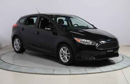 2016 Ford Focus SE AUTO A/C MAGS BLUETOOTH CAMERA RECUL #0