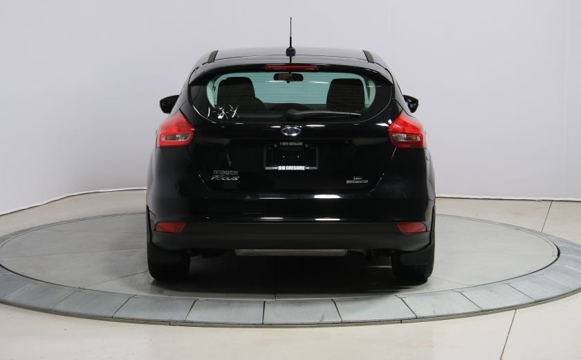 2016 Ford Focus SE AUTO A/C MAGS BLUETOOTH CAMERA RECUL #5
