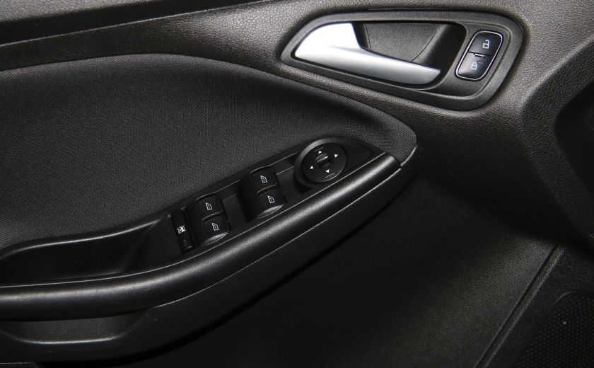 2016 Ford Focus SE AUTO A/C MAGS BLUETOOTH CAMERA RECUL #10