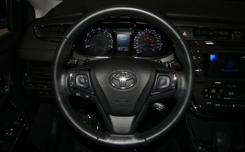 2013 Toyota Avalon XLE LIMITED AUTO CUIR NAVIGATION TOIT MAGS BLUETOO #15