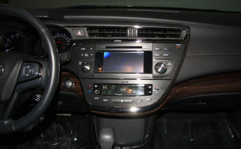 2013 Toyota Avalon XLE LIMITED AUTO CUIR NAVIGATION TOIT MAGS BLUETOO #16