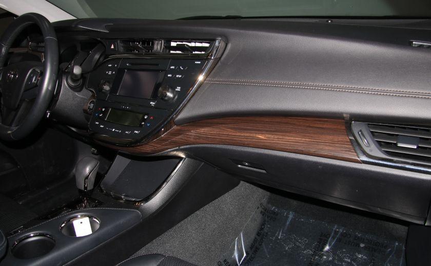 2013 Toyota Avalon XLE LIMITED AUTO CUIR NAVIGATION TOIT MAGS BLUETOO #26