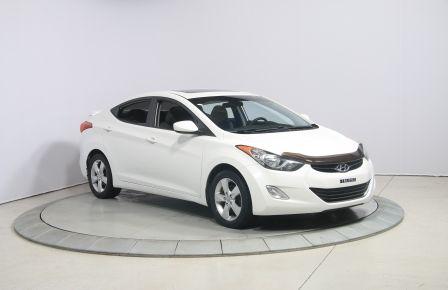 2012 Hyundai Elantra GLS #0
