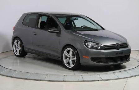 2012 Volkswagen Golf Trendline #0