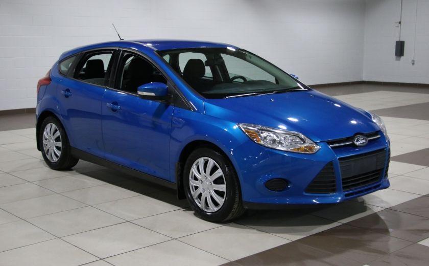 2014 Ford Focus SE AUTO A/C GR ELECT BLUETOOTH #0