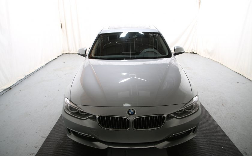 2013 BMW 328XI 328i xDrive AUTO A/C CUIR TOIT MAGS CAMERA RECUL #1