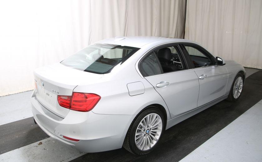 2013 BMW 328XI 328i xDrive AUTO A/C CUIR TOIT MAGS CAMERA RECUL #5