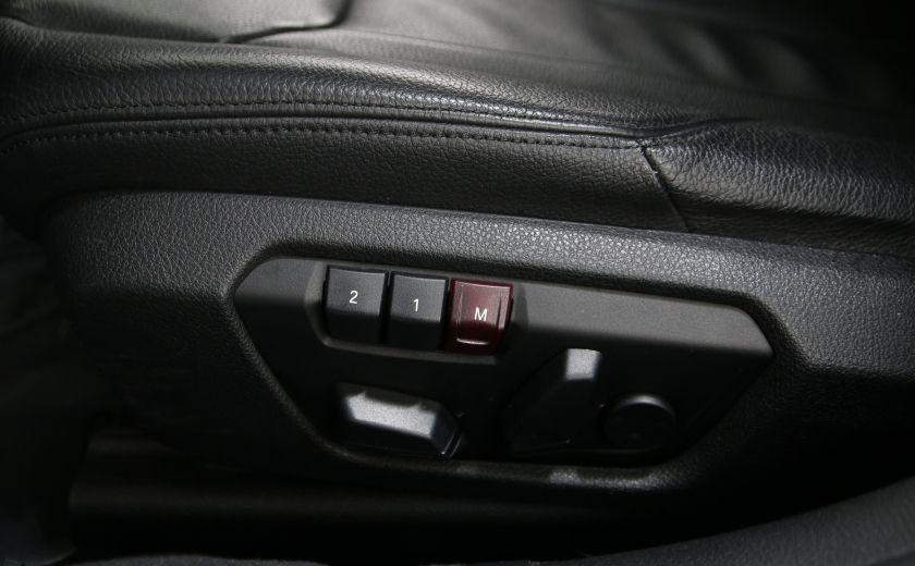 2013 BMW 328XI 328i xDrive AUTO A/C CUIR TOIT MAGS CAMERA RECUL #7