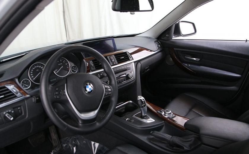 2013 BMW 328XI 328i xDrive AUTO A/C CUIR TOIT MAGS CAMERA RECUL #9