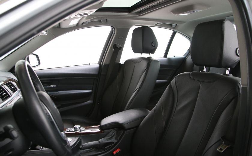 2013 BMW 328XI 328i xDrive AUTO A/C CUIR TOIT MAGS CAMERA RECUL #10