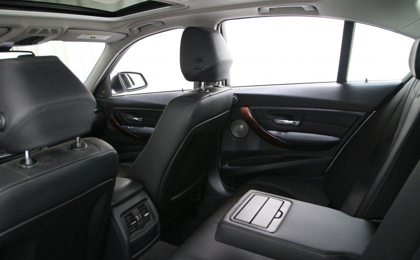 2013 BMW 328XI 328i xDrive AUTO A/C CUIR TOIT MAGS CAMERA RECUL #15