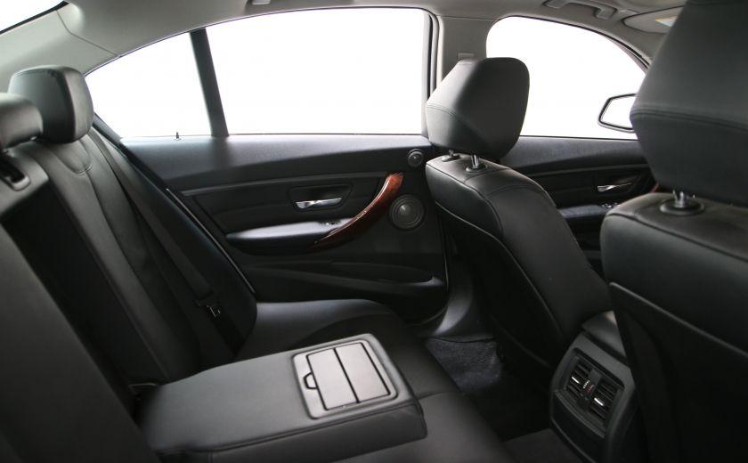 2013 BMW 328XI 328i xDrive AUTO A/C CUIR TOIT MAGS CAMERA RECUL #17