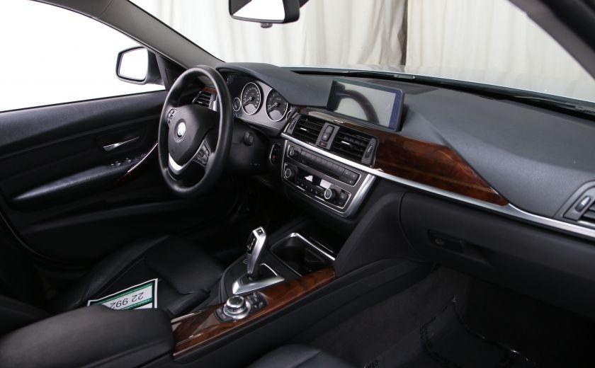 2013 BMW 328XI 328i xDrive AUTO A/C CUIR TOIT MAGS CAMERA RECUL #19