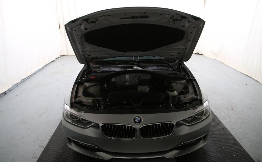 2013 BMW 328XI 328i xDrive AUTO A/C CUIR TOIT MAGS CAMERA RECUL #22