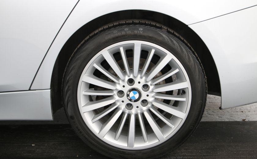 2013 BMW 328XI 328i xDrive AUTO A/C CUIR TOIT MAGS CAMERA RECUL #27