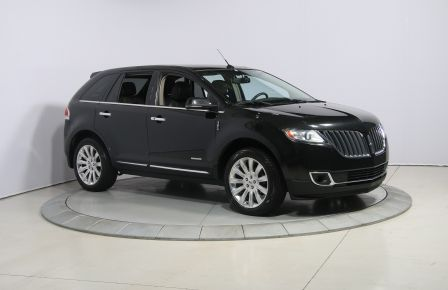 2013 Lincoln MKX LIMITED AWD CUIR TOIT PANO NAV CAMERA RECUL #0