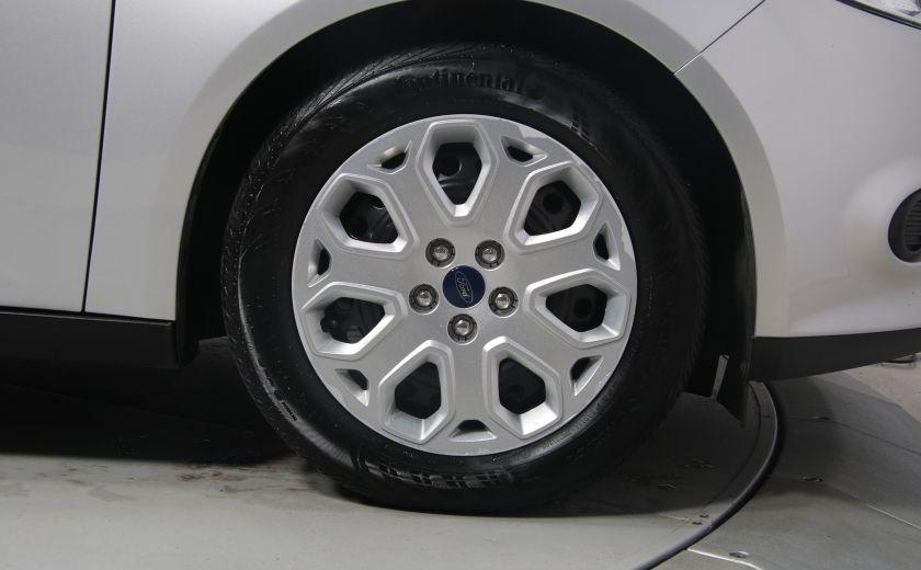 2013 Ford Focus SE A/C GR ELECT BLUETHOOT #27
