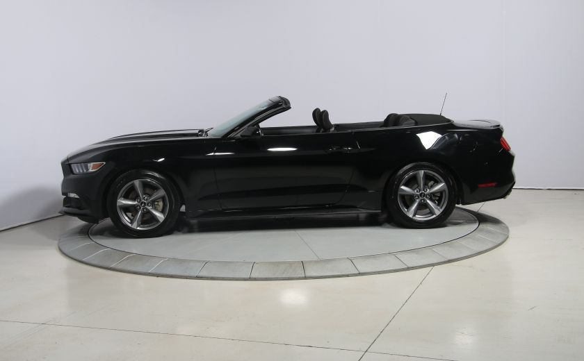 2016 Ford Mustang V6 AUTO A/C CONVERTIBLE MAGS BLUETOOTH #3