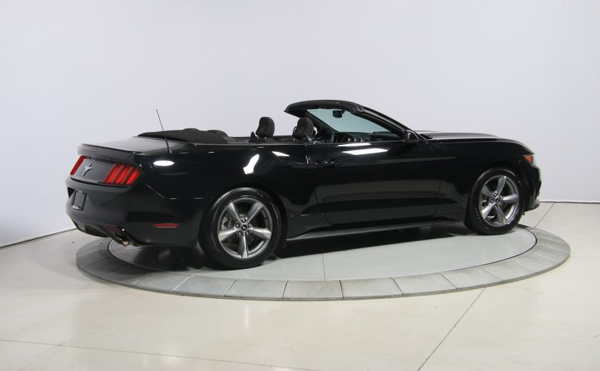 2016 Ford Mustang V6 AUTO A/C CONVERTIBLE MAGS BLUETOOTH #6