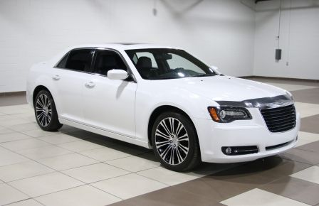 2012 Chrysler 300 300S A/C CUIR TOIT MAGS BLUETOOTH #0