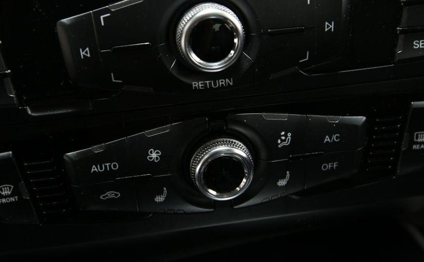 2014 Audi A4 Comfort QUATTRO AUTO A/C CUIR TOIT MAGS #7
